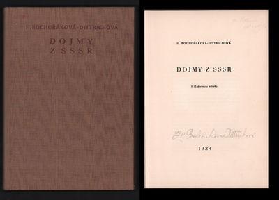 Dojmy z SSSR [Impressions of the USSR]