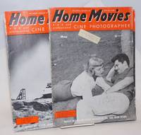 image of Home Movies and professional Cine Photographer; Hollywood's Magazine for the 8mm and 16mm Amateur / America's only Magazine devoted exclusively to 8mm - 16mm motion pictures. May 1957 Vol XXIV No 5 [&] May 1958 Vol XXV No 5 [&] November 1958 No 11 [&] December No 12 [&] February 1959 Vol XXVI No 2  [5 issues as a small lot]
