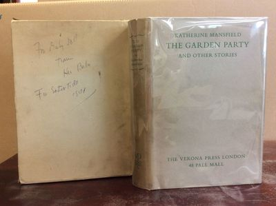 London: The Verona Press, 1947. First edition. #931/1200 COPIES WITH COLOR LITHOGRAPHS BY MARIE LAUR...