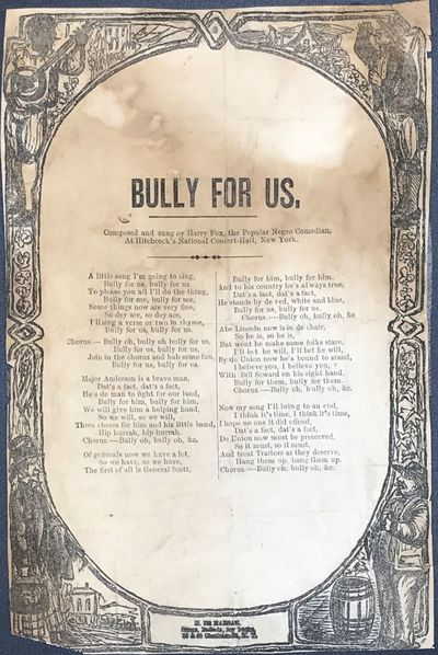 Bully for Us. [caption title]...