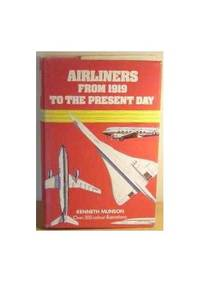 image of Airliners from 1919 to the Present Day