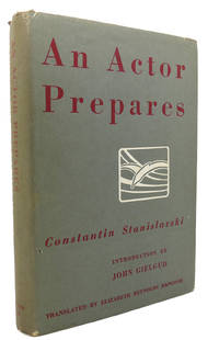 image of AN ACTOR PREPARES