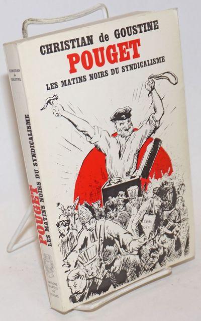 : Éditions de la Tête de feuilles, 1972. Paperback. 246p., wraps, very good condition. Text in Fre...