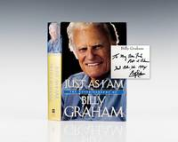 image of Just As I Am: The Autobiography of Billy Graham.