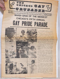 image of Chicago Gay Crusader: the total community newspaper; #15, July 1974: Gay Pride Parade