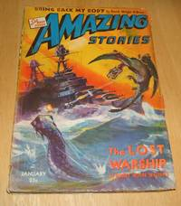 image of Amazing Stories Vol 17, no 1., January 1943