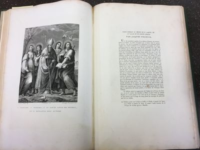 Bologna, 1830. First Edition. Hardcover. Oversize folio (18