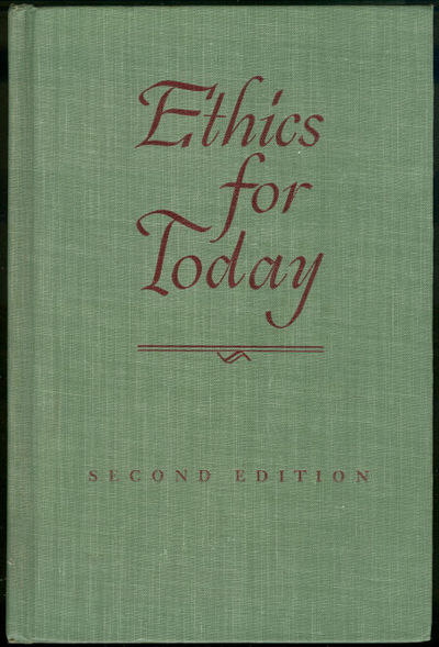 ETHICS FOR TODAY, Titus, Harold