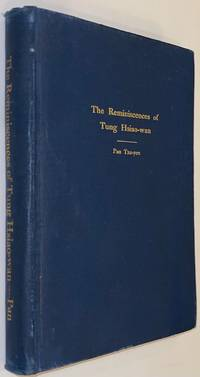 image of The Reminiscences of Tung Hsiao-wan