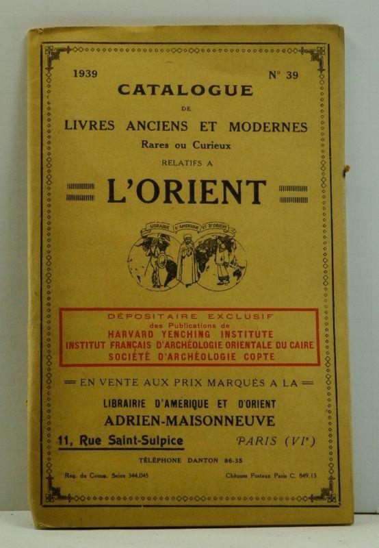 Catalogue de livres anciens et modernes rares ou curioux for Catalogue maison neuve