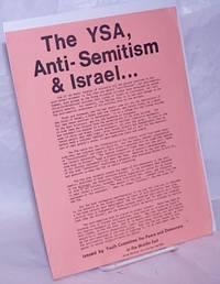 image of The YSA, anti-Semitism_Israel..