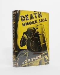 image of Death Under Sail