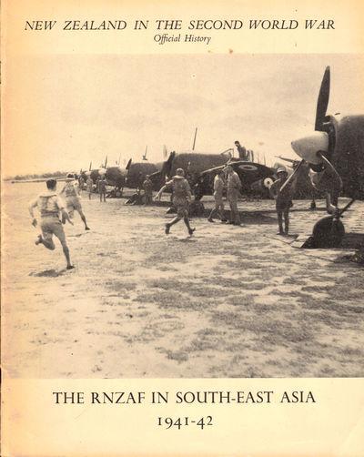 Wellington: War History Branch Department of Internal Affairs, 1952. Paperback. Very good. 32pp. Tan...