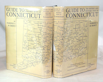 New Haven: Yale University Press, 1937. First Edition. Both volumes of this two volume set are in fi...