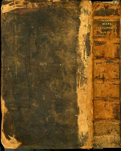 Lyon: Prost, 1638. Tenth edition. Hardcover (Full Leather). Good Condition. Contemporary full calf, ...