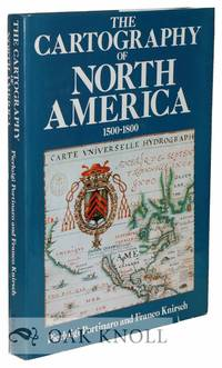 CARTOGRAPHY OF NORTH AMERICA 1500-1800.|THE
