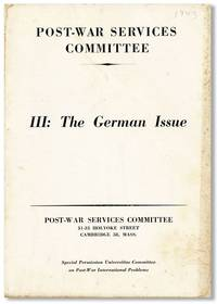 The German Issue
