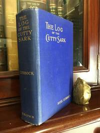 image of The Log Of The Cutty Sark.