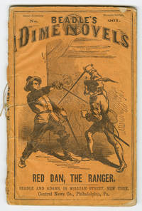 RED DAN, THE RANGER; OR, THE LEAGUE OF THREE. A TALE OF COLONIAL TIMES