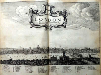 LONDINOPOLIS; AN HISTORICALL DISCOURSE OR PERLUSTRATION OF THE CITY OF LONDON, THE IMPERIAL CHAMBER, AND CHIEF EMPORIUM OF GREAT BRITAIN ... (photo 2)