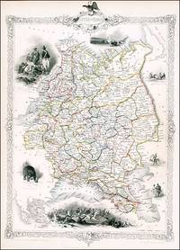 Russia In Europe, Tallis, ca.1851
