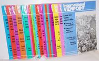 image of International viewpoint [21 issues for the year 1985]