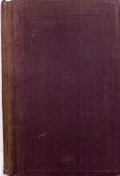 Boston: Ticknor and Fields, 1863. First edition. Hardcover. Orig. publisher's purple cloth decorated...