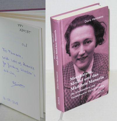 Berlin: AvivA Verlag, 2012. Hardcover. 317p., frontis-portrait, photos, text in German, personal ins...