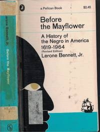 image of Before The Mayflower A History of the Negro in America 1619-1964