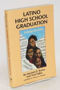 image of Latino high school graduation; defying the odds