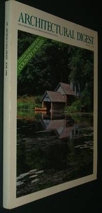 image of Architectural Digest Vol. 47 No. 6 June 1990 Collector's Edition Country  Houses