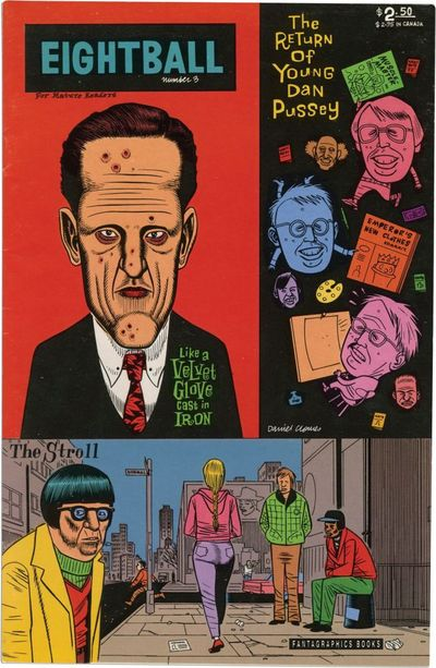Seattle: Fantagraphics, 1997. Fourth Printing, first published in 1990. Fine in pamphlet-bound illus...