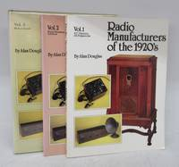 image of Radio Manufacturers of the 1920's. Vols. I - 3