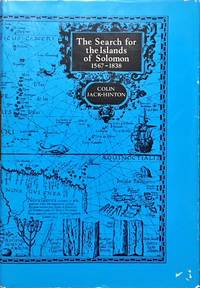 The Search for the Islands of Solomon, 1567-1838