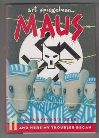 Maus, a Survivor's Tale. II: and Here My Troubles Began