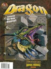 Dragon Annual by TSR - Dragon Annual #3 - 1998 - from Stevens Collectibles and Biblio.com