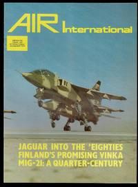 Jaguar Into the 'Eighties: Air International Reprint