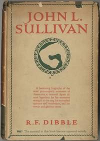 image of John L. Sullivan: An Intimate Narrative