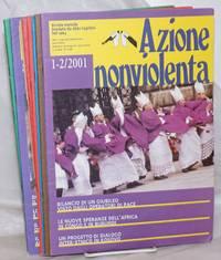 image of Azione nonviolenta (Nonviolent action). 2001:  1-12
