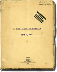A Tree Grows in Brooklyn (Original screenplay from the 1945 film)