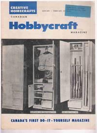 Canadian Hobbycraft Magazine January - February 1956 Volume 11 Number 1