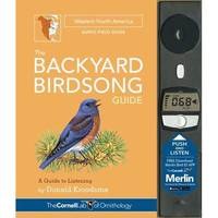 The Backyard Birdsong Guide: Western North America Audio Field Guide by  Donald Kroodsma - Hardcover - 2016 - from Buteo Books and Biblio.com