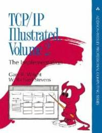 TCP/IP Illustrated: The Implementation, Vol. 2 by Gary R. Wright - Hardcover - 1995-08-05 - from Books Express (SKU: 020163354Xn)