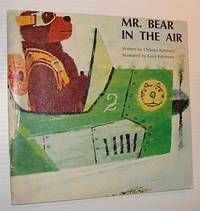 Mr. Bear in the air