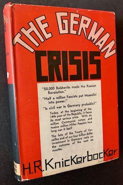 New York: Farrar & Rinehart, 1932. Cloth. Near Fine/Very Good +. James Abbe. The 1932 1st edition, I...