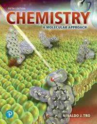 image of Chemistry: A Molecular Approach (5th Edition)