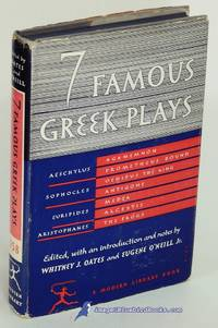 Seven Famous Greek Plays (Modern Library #158.2)