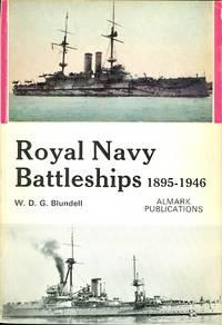 image of ROYAL NAVY BATTLESHIPS 1895-1946.