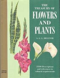 The Treasury of Flowers and Plants in Colour