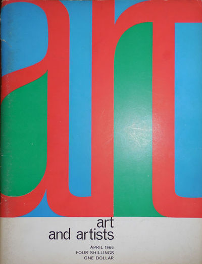 London: Hansom Books, 1966. First edition. Paperback. Very Good. Stapled 4to. 85 pp. The first issue...